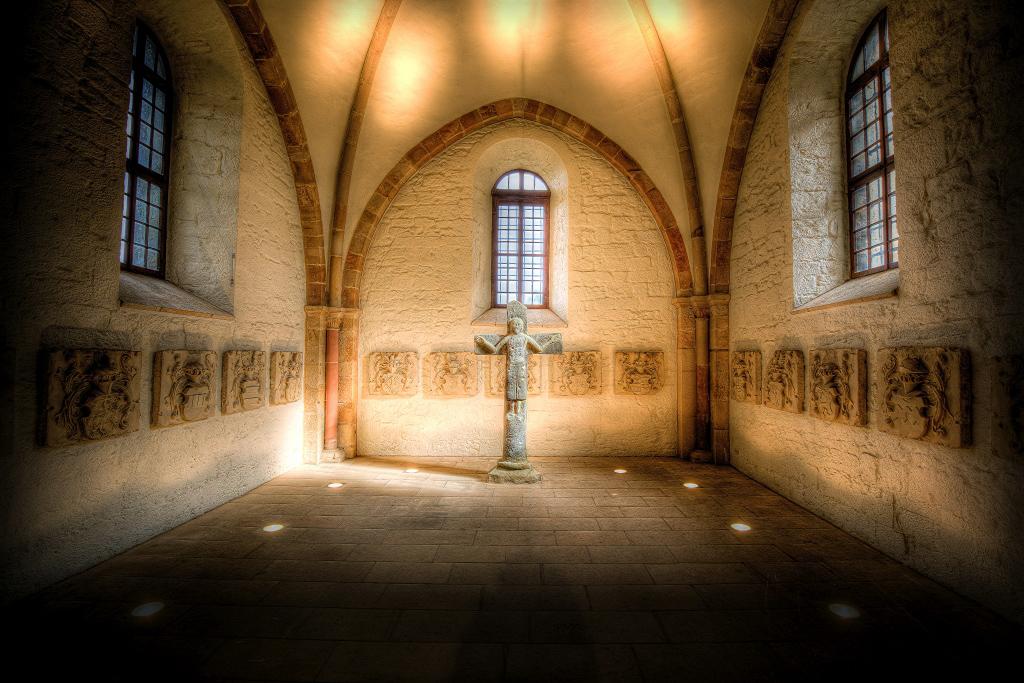 De Hergott van Bentheim in de Katharinenkerk